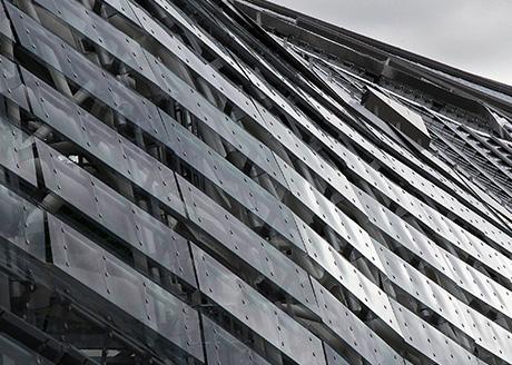 Aviva Stadium, Dublin. Architect:  Populous/Scott Tallon Walker; Consultants: ME Engineers